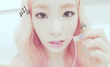 應廣大歌迷要求,太妍公布「精靈妝」重點!