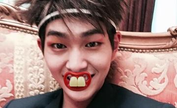 韓娛圈可愛「兔牙」愛豆一羅搜