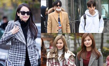 首爾已經來到6度,偶像上班日私服怎麼穿才好?