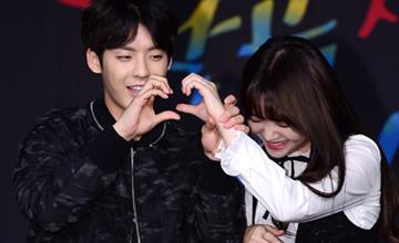BTOB旼赫出場第2秒,就讓Girl's Day珉雅笑翻的能力是?