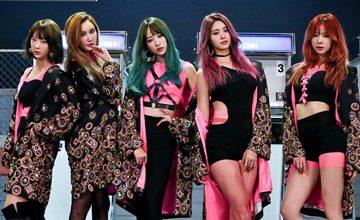 EXID不再是逆行!新曲佔領音源榜第1名