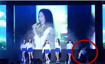 到底是編舞問題還是人的問題?G-Friend舞台上又跌!