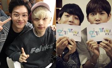 韓國網友票選「光看名字」就覺得很吵的組合!