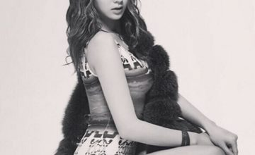 再次引起韓國網友們話題的「完美身材女Idol」
