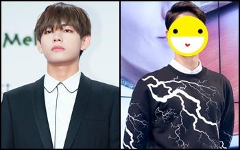 原來你跟 V 是朋友!神秘現身 BTS 演唱會的男子是...?