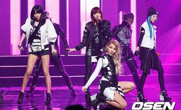 MAMA表演驚嘆不斷 2NE1合體掀今晚最高潮