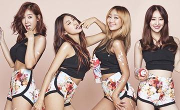 韓國女生票選「wannabe 完美身材」女偶像 TOP 5