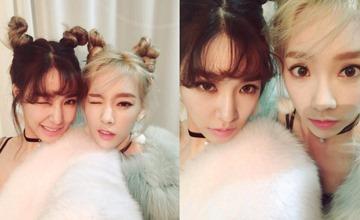 我們就是分不開!韓國網友票選「高顏值姊妹檔BEST8」