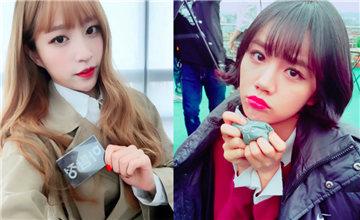 韓國男網民票選「最想當作女友的女星」TOP 7