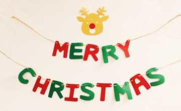 PIKI藝手遮天:DIY聖誕掛飾