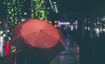 一把雨傘告訴你,你的脾氣有多壞!