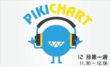 【韓國人都在聽什麼?】12 月第一週音源榜 Top10