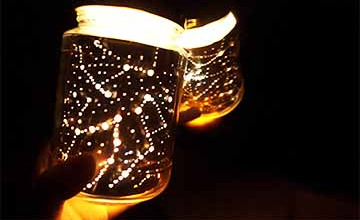 PIKI藝手遮天:廢物利用!自製浪漫情調燈