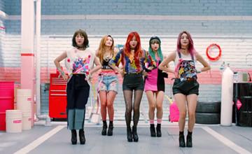 自己抄自己?被網友評為「自我複製」的2個韓國女團!