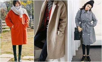 既要保暖又不能顯胖!就是對冬季的外套這麼嚴苛~