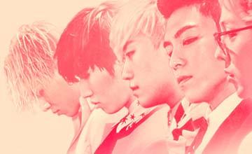 用飲料來比喻男團形象?韓網民表示BIGBANG完全符合!