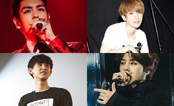 不一樣的火花!2015韓國網友最喜歡的「男男CP」