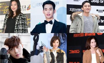 韓鄉民票選2015年最耀眼的電視明星TOP 10