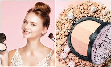 美妝熱門話題!韓國女生都在討論的「打亮+修容」新商品☆