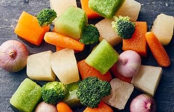 蔬菜冰塊!韓妞最新流行的減肥+美容食譜