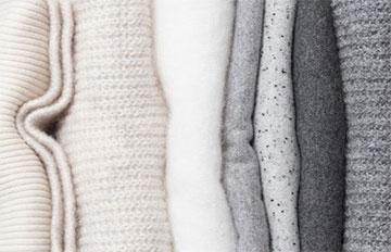 為什麼我的毛衣總起球 冬季單品的清洗+保管方法