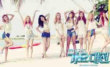 《SBS歌謠大戰》系列 從清純到性感,魅力十足的女子團體 ♡