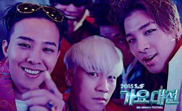 《SBS歌謠大戰》系列 今年最紅偶像都來搶這座「年度表演」競爭超白熱