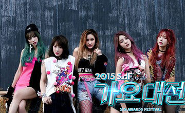 《SBS歌謠大戰》系列 最強音源爭霸!2015不能不聽的好歌!