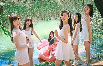 韓國男生的真心話老實說 14/15年最喜歡的出道女團是
