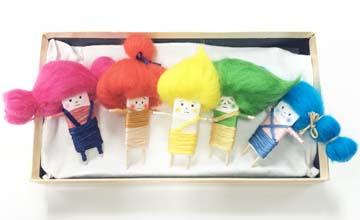 PIKI藝手遮天:分享你的快樂「傾訴娃娃」DIY