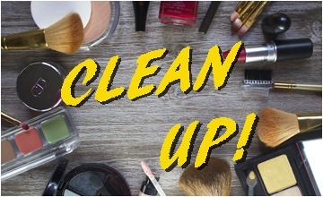 囤積了多少不必要的美妝品?跟著這些步驟大掃除吧!