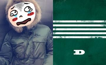 又有人涉嫌抄襲 BIGBANG?居然連專輯封面都可以模仿!