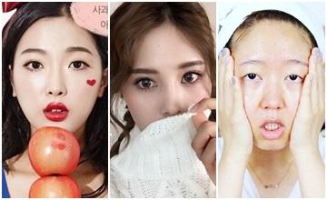 韓國人氣爆升的美妝Youtube頻道,她們都是化妝神人 :O