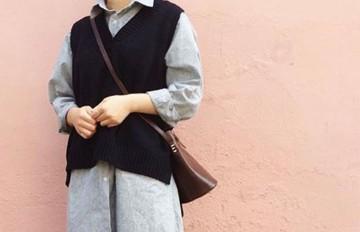 適合暖冬的裙裝搭配!韓國街拍達人告訴你怎麼穿