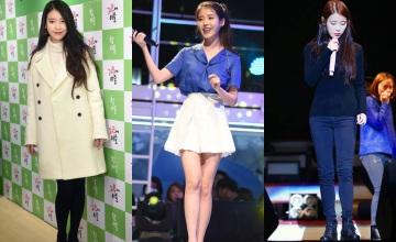 「IU必備單品」嬌小女修飾身材的小祕訣★