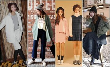 時尚同步不底累!韓國10家人氣網拍台灣也買得到呦♡