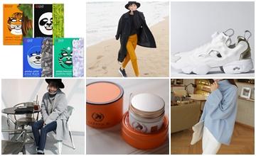 韓國人氣購物網站Gmarket #熱搜單品大公開!