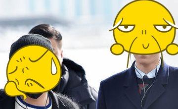 T.O.P新造型好眼熟?GD破格造型讓記者一秒怒砸攝影機