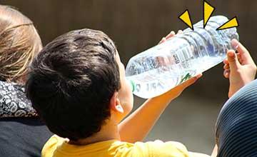 多喝水沒事,沒事多喝水?小心你可能會「水中毒」!