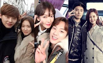 拜託你們來真的!韓網民呼聲超高的甜蜜螢幕情侶是…?