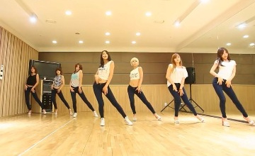 跟著AOA學跳舞,變身派對Dancing Queen!