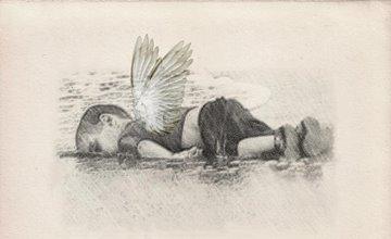 模仿溺斃「小亞藍」是藝術?網友:放過可憐的孩子吧