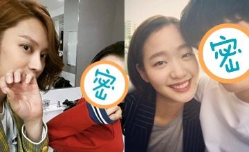 分別擁有「高臉」和「矮臉」的男女韓星…?