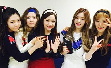 Red Velvet成員的平均外貌 顏值神似某人氣女團成員?!