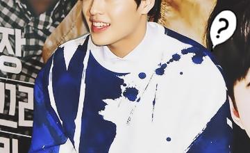 讓韓國網友們看不下去的男星!原因居然是因為瀏海?