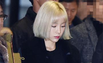 太妍被迫剪短好無奈 讓她不得不剪去長髮的決定性照片被公開