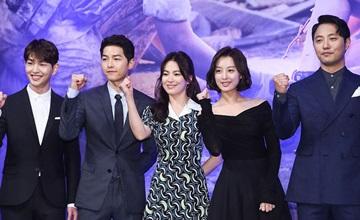 【韓國人最近在追什麼劇?】韓劇話題性排行TOP10