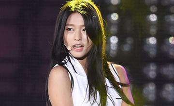 雪炫上節目自曝有喜歡的人 女歌手讓出理想型發文祝福