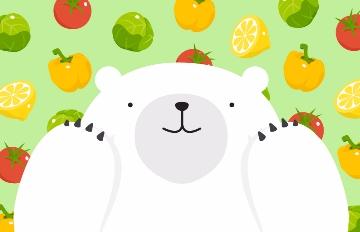 「十日排毒減肥計畫」跟著叛亂熊變瘦又變美♥