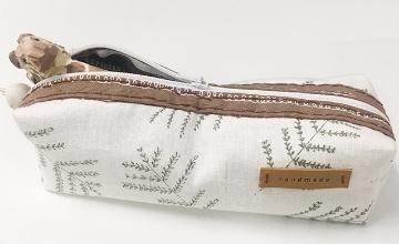 PIKI藝手遮天:給新學期的自己DIY一個筆袋  ☆ 還可用作化妝包的呢!